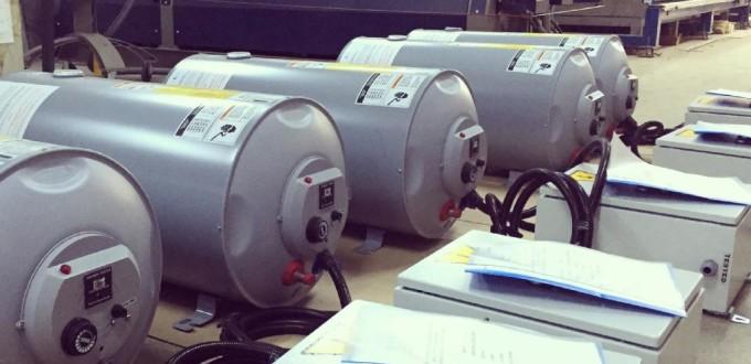 Dikomarine Newest Marine Type Electrical Water Heater
