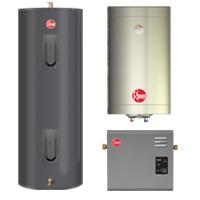 RHEEM (USA) Elekt. Termosifon